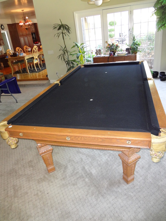 Genial Adler Pool Table